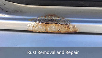 car rust repair