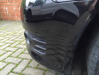 Bumper Paintwork Repair Stanstead Abbotts