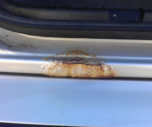 We Fix car Rust at your home